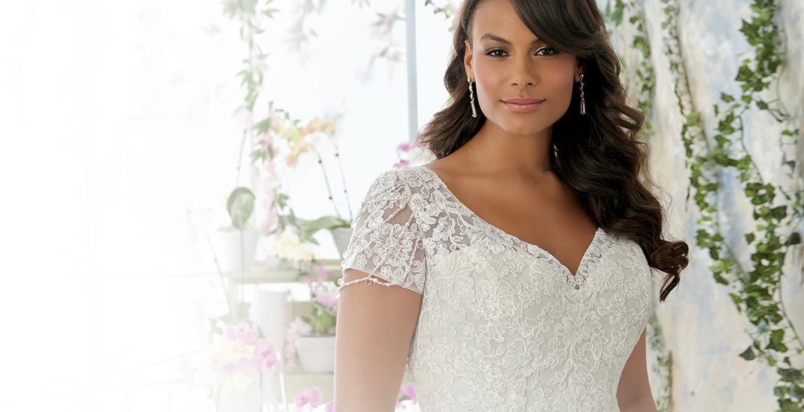 Wedding Dress Winter Sales - Glamoured Blog